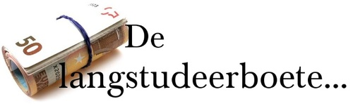 De langstudeerboete