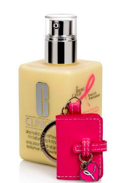 clinique pink ribbon