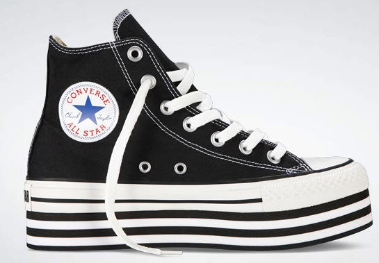 Black Converse Fashion
