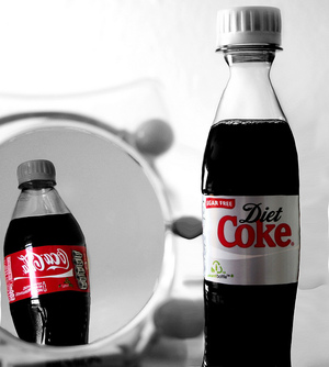 cola light anorexia