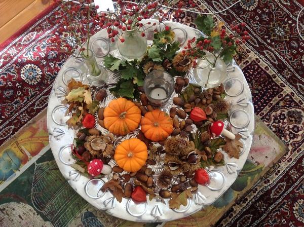 Diy herfst sfeermakers voor in huis proud2live proud2bme for Huis inrichten op schaal