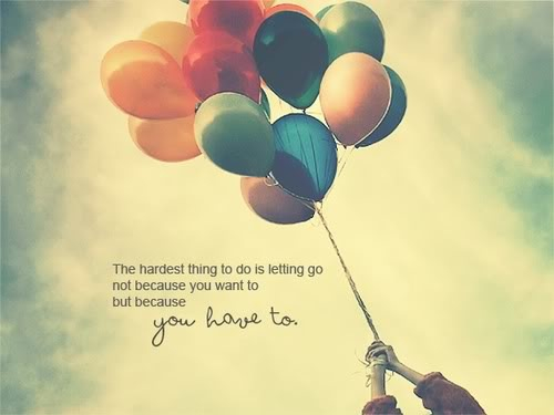 Quotes About Love And Letting Go Tumblr : Afscheid van de therapiegroep - Proud2Live - Proud2bme