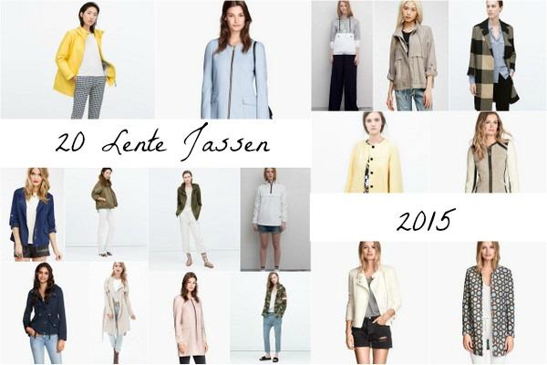 Mode Jassen Lente 2015 : Lente jassen fashion proud bme